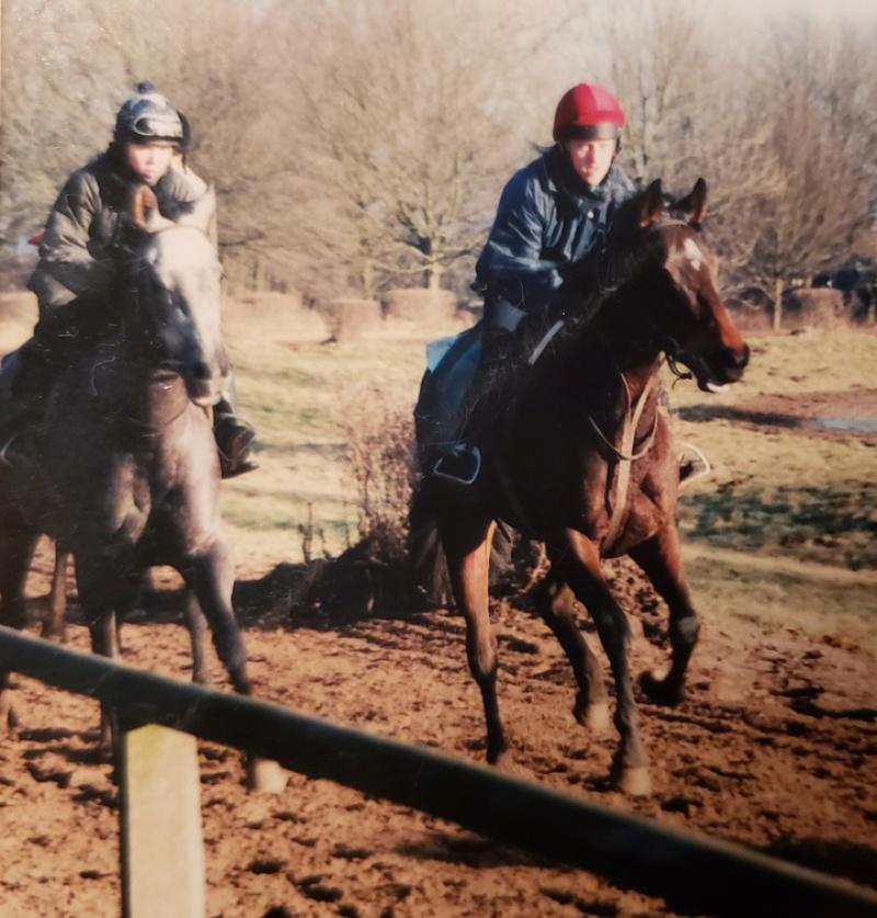 auf Annima, 1995